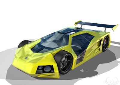 2020 Lotus GT