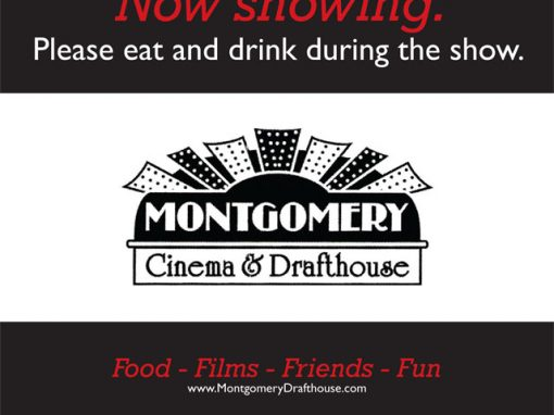 Montgomery Cinema and Drafthouse Menu