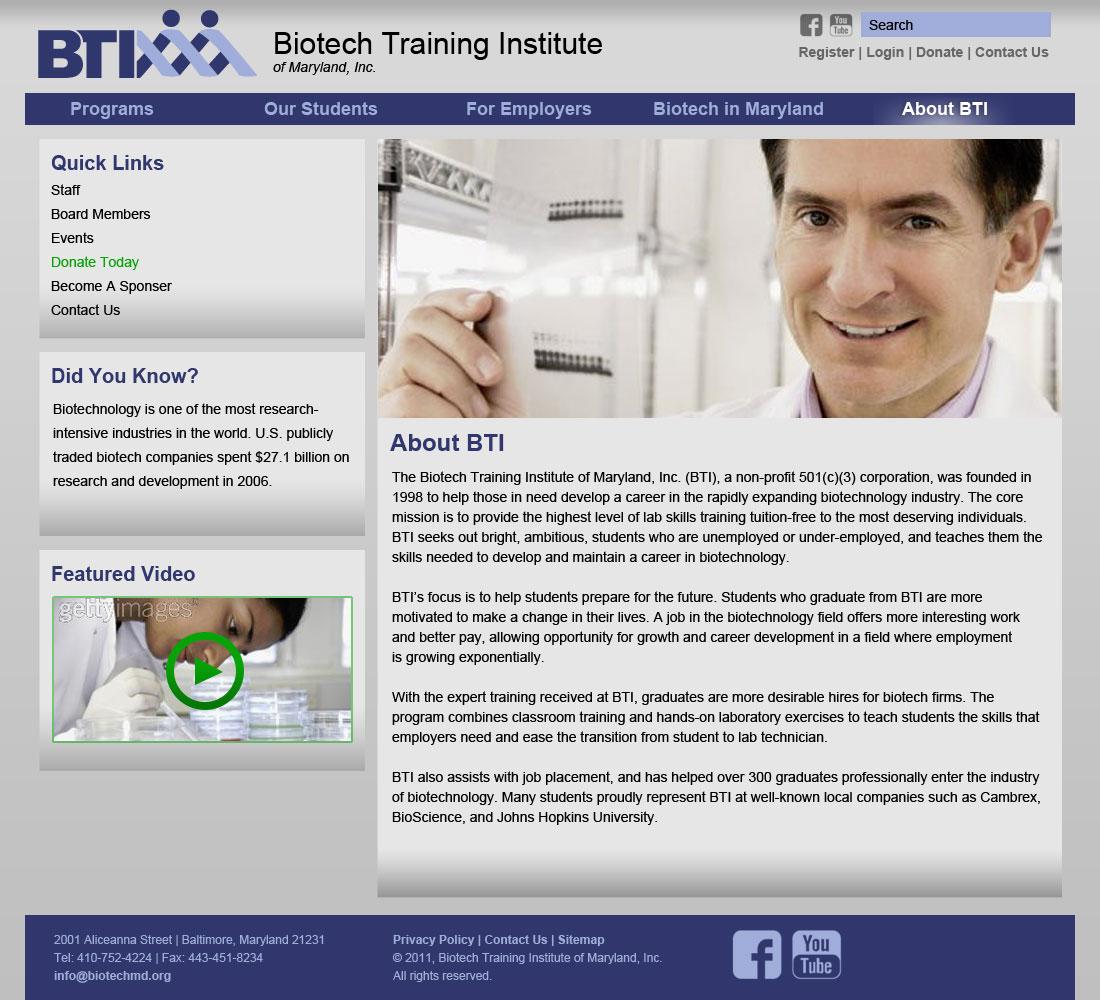 BTIWebsiteContent