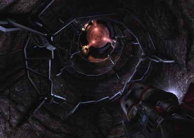 Mars Mine Unreal Tournament Map